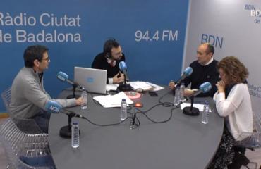 Restarting Badalona al programa Badalona Matí